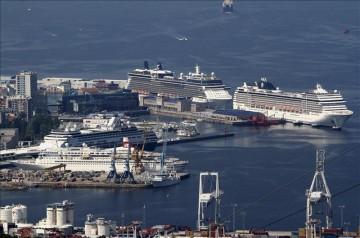 El puerto de vigo cerrar mayo con visitantes en 14 - Puerto de vigo cruceros ...