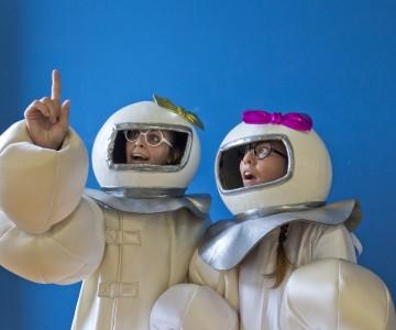 Asturias con niños: Teatro para el viernes: En un lugar de la galaxia