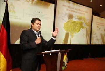 El presidente de Honduras viaja a Nueva York para disertar el miércoles en la ONU