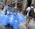 La escasez de agua azota Sao Paulo
