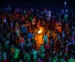 Las fiestas de la luna llena en Tailandia
