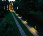 Asegurar una buena iluminación de la casa y el jardín
