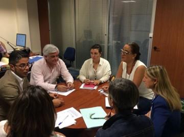 El pp de oviedo traslada su apoyo a los trabajadores de la for Oficina empleo oviedo