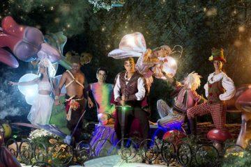 Marina d 39 or celebra la navidad con musicales y for Jardin encantado marina d or