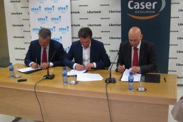 Liberbank y caser seguros colaborar n con otea el for Convenio oficinas y despachos asturias