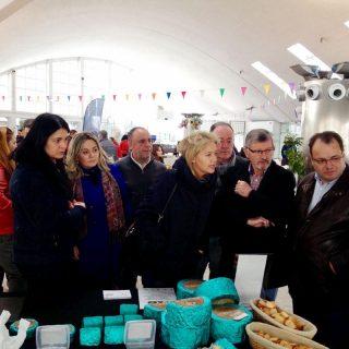 Coto ha visitado el xii mercado de primavera de quesos - El tiempo en siero asturias ...