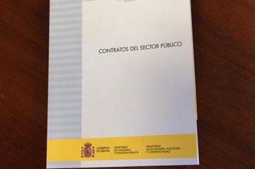 Nueva ley de contratos en espa a el digital de asturias for Ley del ministerio del interior