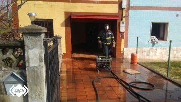 Extinguido un incendio en poladura en siero el digital - El tiempo en siero asturias ...