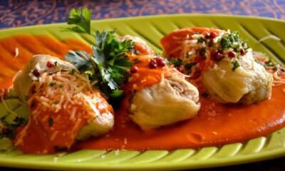 cocina vegetariana de Polonia
