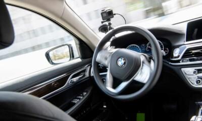 Equipamiento para vehículos Tecnología BMW Conducción automatizada