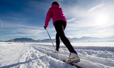 Esquí Invierno Ropa Turismo