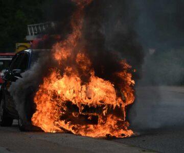 Incendios en los coches