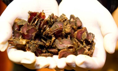 Sabores, Gastronomía África