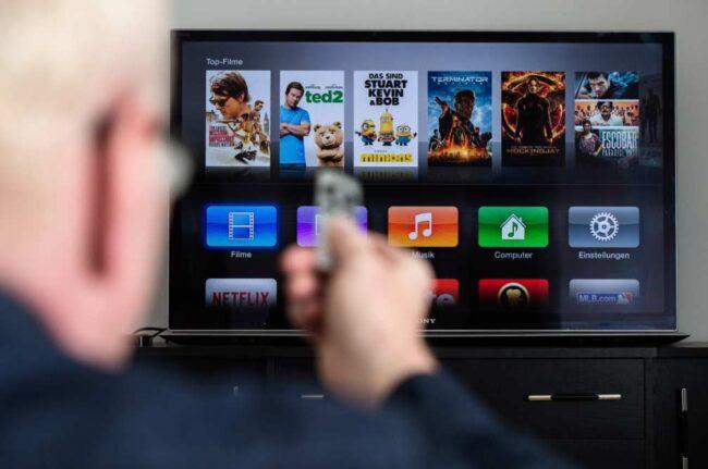 Tecnología Televisión Streaming