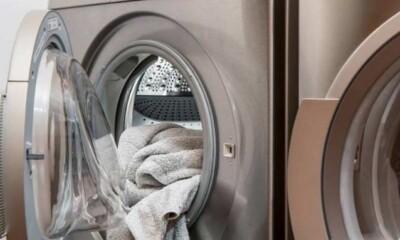Lavadora y secadora todo en uno