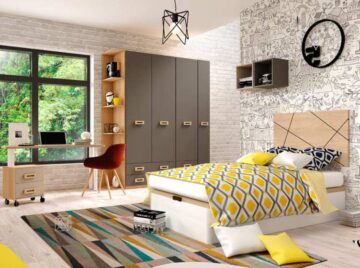 hogar dormitorio juvenil