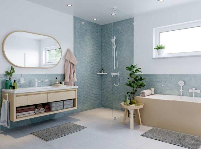 Arquitectura Tendencias baños