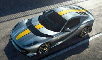 Ferrari Superfast Edición especial