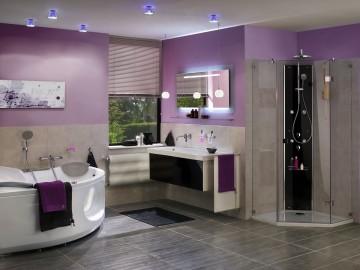 Cómo asegurar una buena iluminación en el cuarto de baño | El ...
