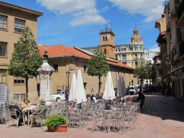 El Ayuntamiento De Oviedo Modifica La Ordenanza De Terrazas