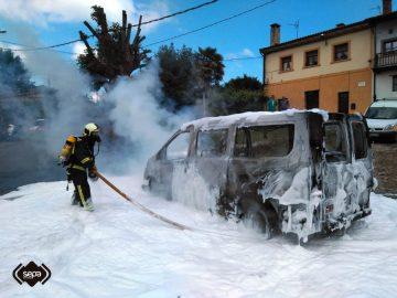 Efectivos del sepa han extinguido un incendio en una - El tiempo en siero asturias ...