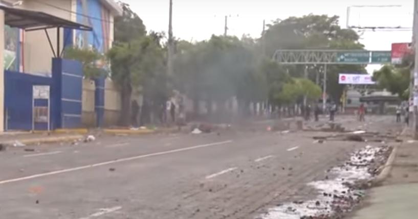 Proestestas-Nicaragua