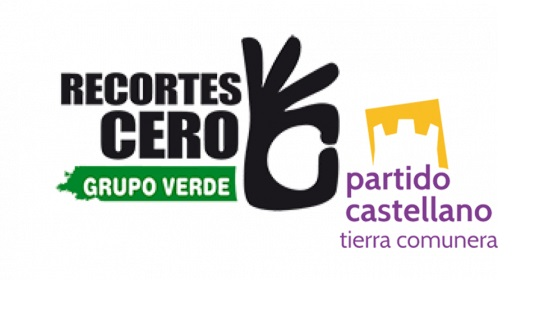Recortes Cero-Grupo Verde- Partido Castellano