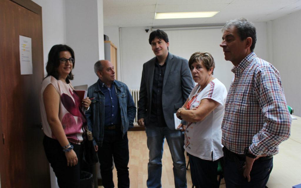Reunion Consejero Ciencia FESP-UGT 1