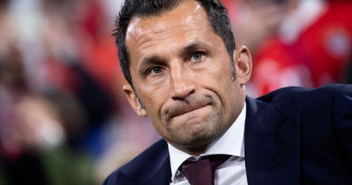 Hasan Salihamidzic, director deportivo del Bayern Múnich Foto: Sven Hoppe/dpa