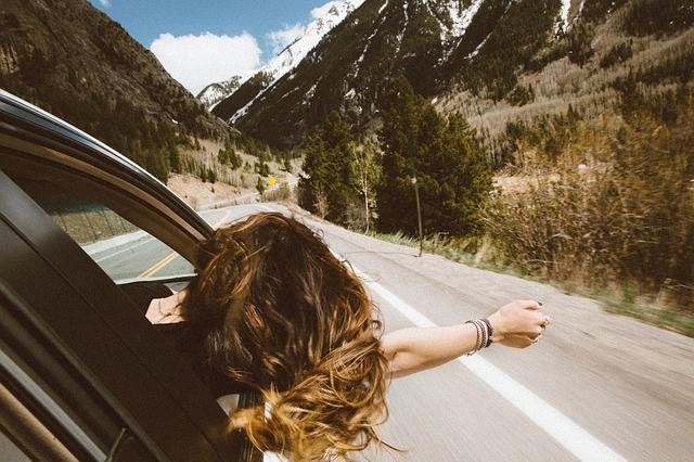 rutas en carretera