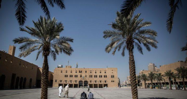 La plaza Al-Safah en Riad. El lugar se ha hecho famoso porque el Gobierno saudí lo utiliza para ejecuciones públicas. Foto: Oliver Weiken/dpa