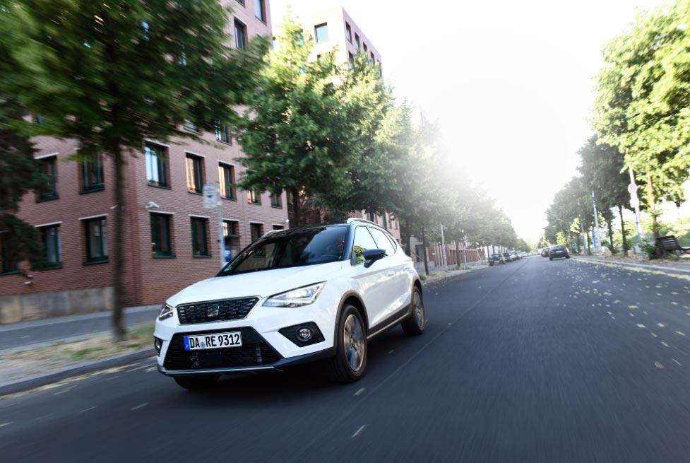 Un compacto a gas: el Seat Leon. Es sólo una cuestión de elección. Foto: Volkswagen AG/dpa-tmn
