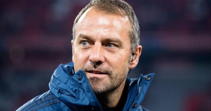 Hansi Flick, entrenador del Bayern Múnich Foto: Matthias Balk/dpa