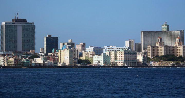 Vista panorámica del Malecón de La Habana. Foto: Guillermo Nova/dpa