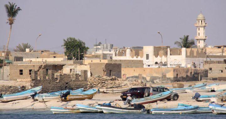 Mirbat, ciudad portuaria, era en la antigüedad un punto importante de comercio en la ruta del incienso. Foto: Manuel Meyer/dpa-tmn