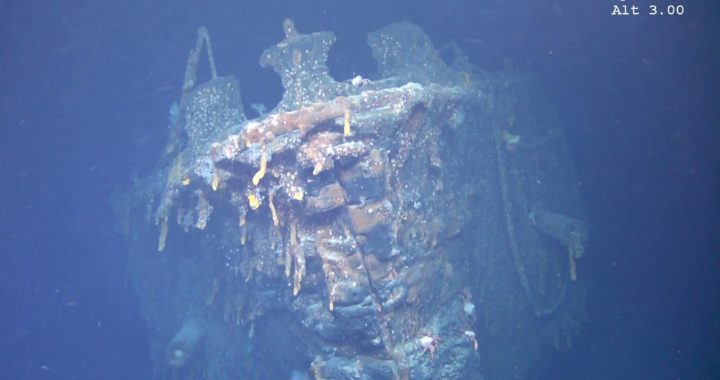 Foto: Falklands Maritime Heritage Trust /dpa