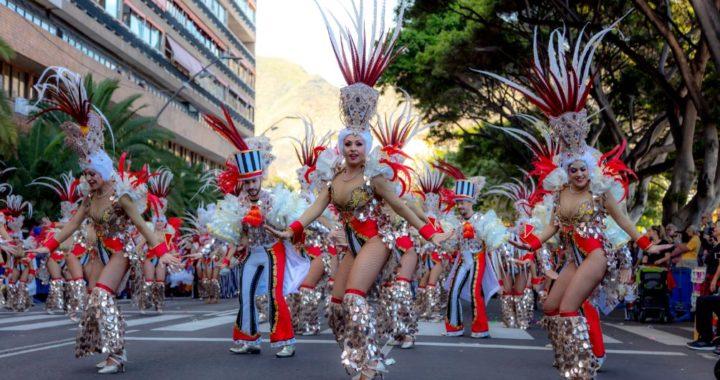 - Este año las Islas Canarias celebrarán carnaval a temperaturas bastante benévolas. Las fiestas serán en marzo. Foto: hellocanaryislands/dpa-tmn