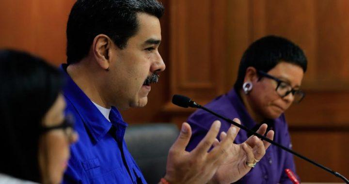 Foto: PRESIDENCIA VENEZUELA / Europa Press