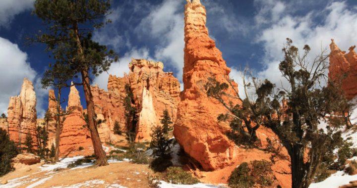 Las formaciones del Bryce Canyon son increíbles. Foto: Michael Juhran/dpa-tmn