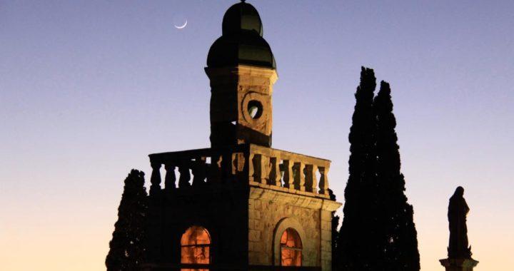 Un imán para todos los turistas: en esta iglesia de Canaán se cree que Jesús hizo el primer milagro con el vino. Foto: Manuel Meyer/dpa-tmn