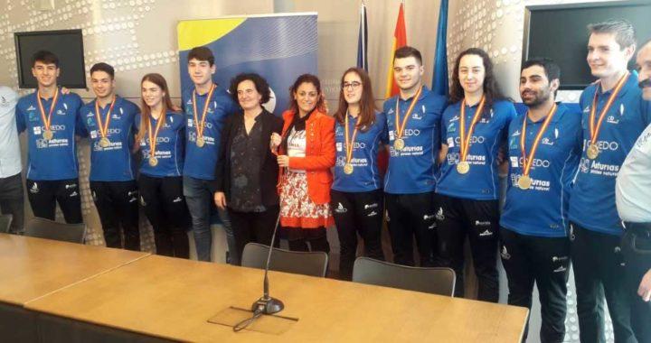 Badminton-Oviedo