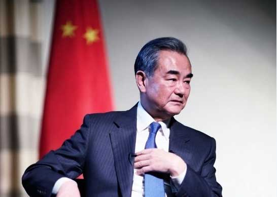 FOTO: MINISTERIO DE ASUNTOS EXTERIORES DE CHINA / Europa Press