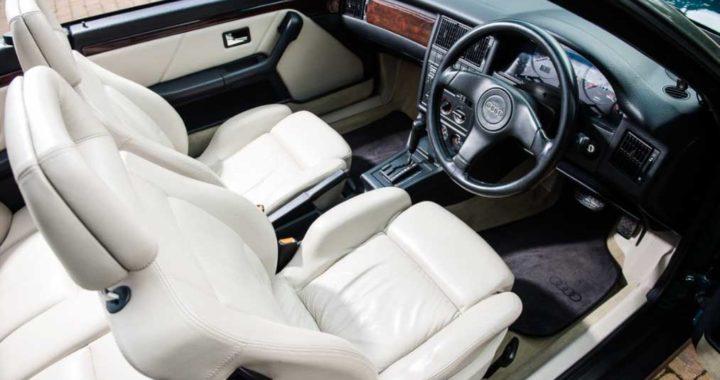 Foto: Classic Car Auctions/Classic Car Auctions /dpa