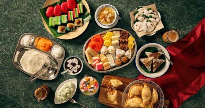 Los postres en Singapur por lo general son muy dulces. Foto: Singapore Tourism Board/dpa-tmn
