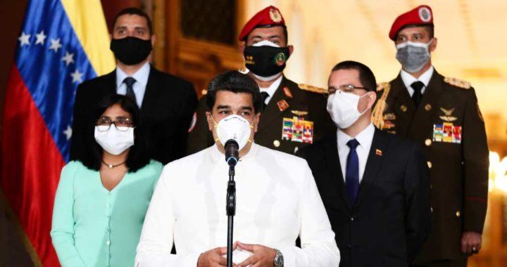 Foto: Zurimar Campos/Prensa Miraflores / DPA