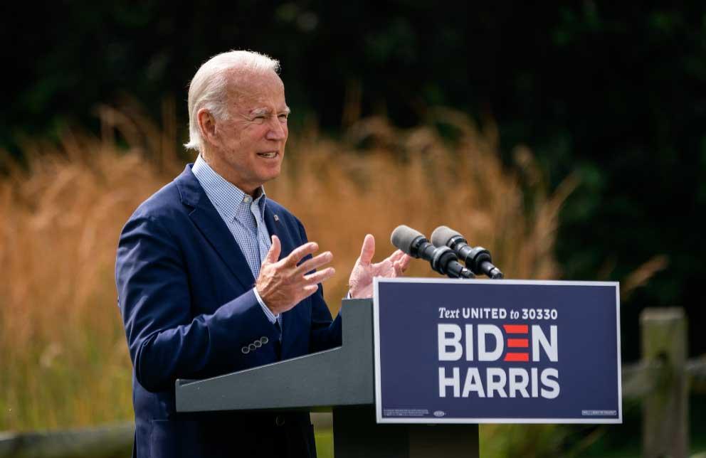 Joe Biden Debate USA 2020