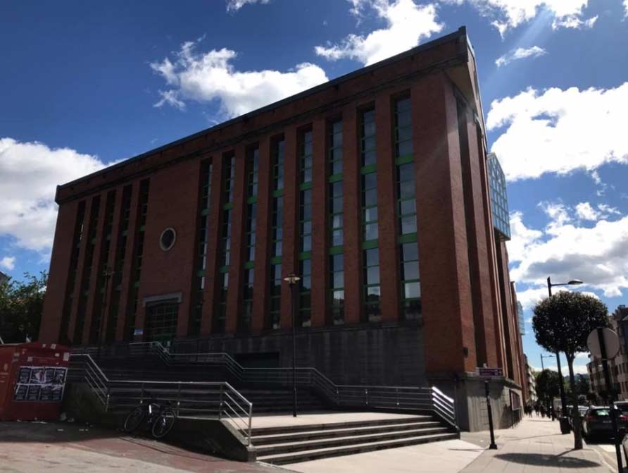 Campus de El Milán
