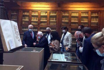 Exposición Biblioteca Universidad de Oviedo, Asturias