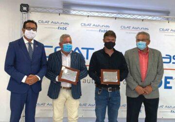 Empresarios autónomos asturianos del año