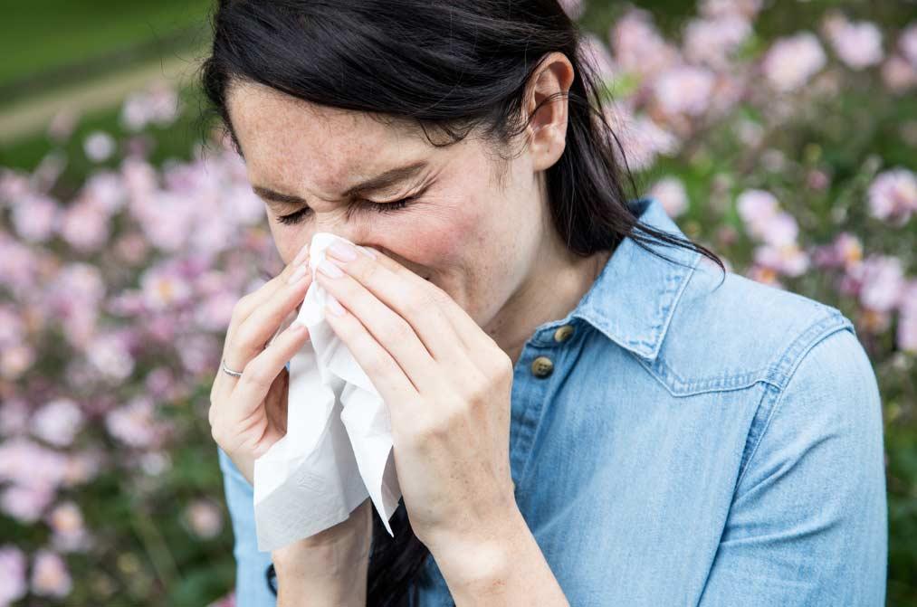 Salud Alergias Tendencias
